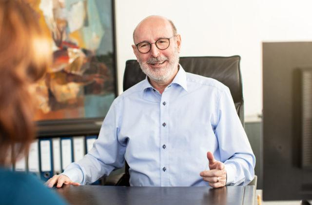 Dietmar Merget: EinRückblick